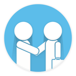 Customer Service Handshake