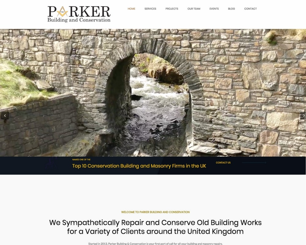 Parker Building and Conservation Case Study Image2
