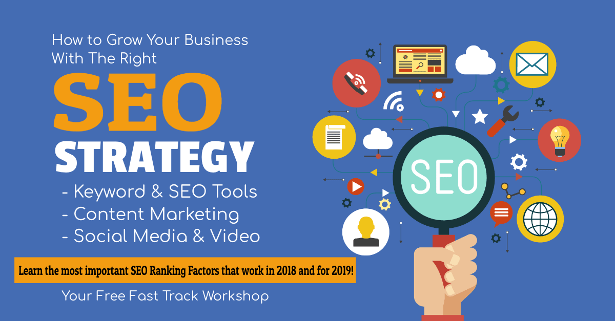 SEO Strategy Workshop