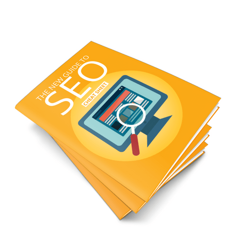 The New Guide to SEO Cheat Sheet