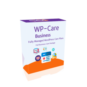 WordPress Care Plans - WP-Care - Business
