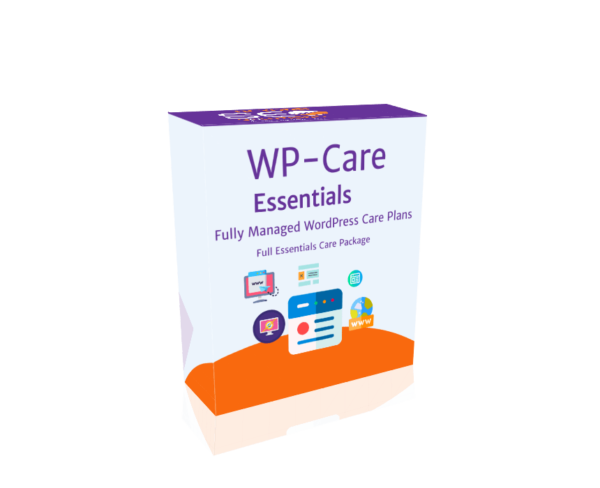 WP-Care Essentials - WordPress Care Plans