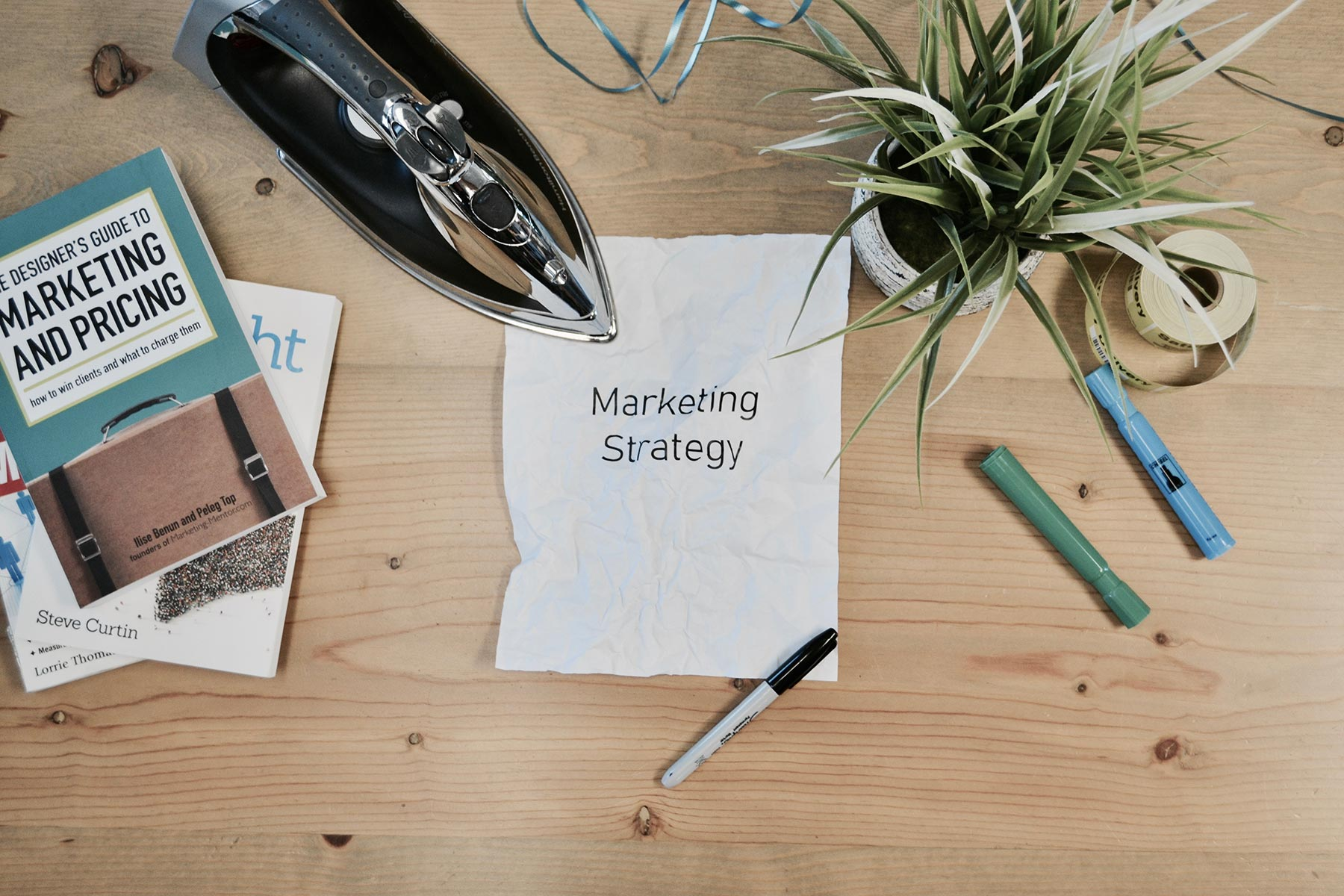 Iron Out Your Marketing